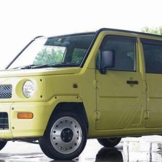 ★保証人なしの自社ローン★珍しい車輛が入庫しました!! ターボ付