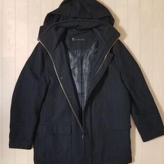 メンズ コート 黒