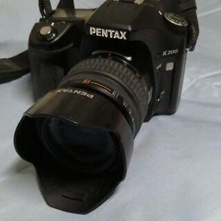 PENTAX   K200  CCDマニアに!