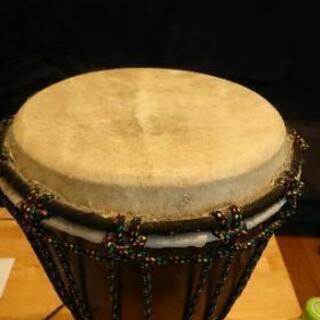 ジャンベ  楽器