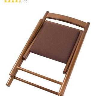 0円!椅子差し上げます!