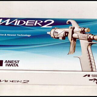 未使用 アネスト岩田 スプレーガン WIDER2-20R1S I...