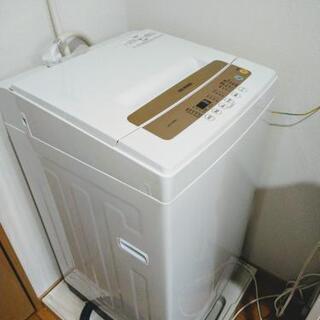 洗濯機・神品同様