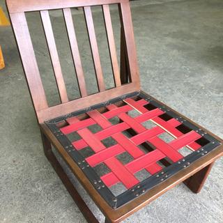 木製ローチェア☆椅子☆DIY