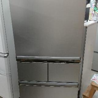 AQUA(アクア) 400L 5ドア冷凍冷蔵庫 「AQR-SD4...