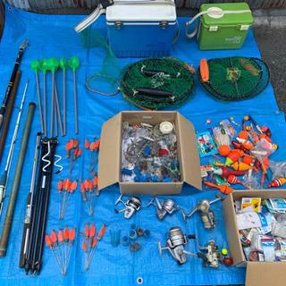 【値下げ】釣り道具道具大量⓾【プロフィール必読】‼️