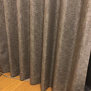 ニトリ カーテンとレース 100×210