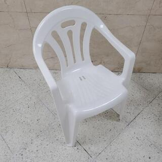 ■在庫14脚・1脚500円■ガーデンチェア 椅子 スタッキングチェア - 大阪市