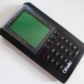 オセロ コンピューター対戦ゲーム ポータブル レトロ