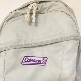〈Coleman〉WALKER 15L - 売ります・あげます