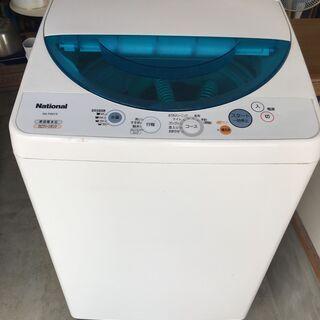洗濯機National NA-F50Y3