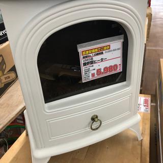 暖炉型ファンヒーター USED