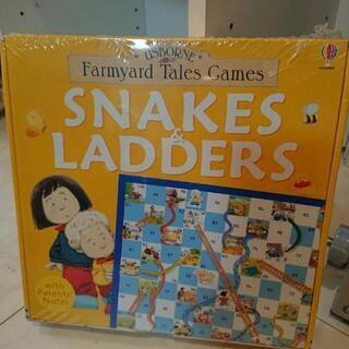 ボードゲーム Snakes and Ladders