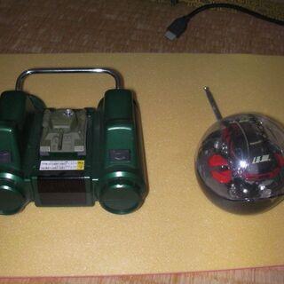 懐かしいラジコン 玩具 壊れています。しかし、 修理できる...