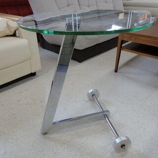 Boconcept ボーコンセプト コーヒーテーブル ガラス天板...
