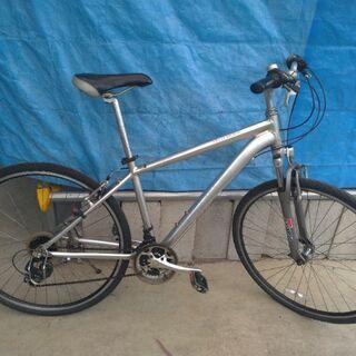 CHEVAUX MTBクロスバイク アルミ 700C 430mm...