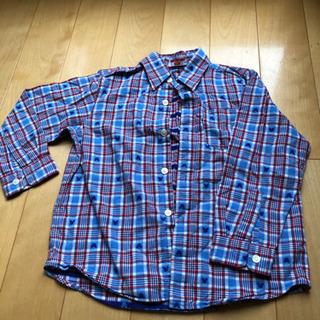 子供服 長袖シャツ 110センチ