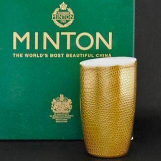 【WE】MINTON ミントン 22Kピュアゴールド ショットグラス