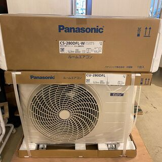 【未開封品】パナソニック Panasonic インバーター 冷暖...