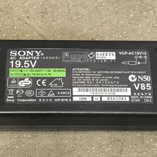 SONY ACアダプター VGP-AC19V12