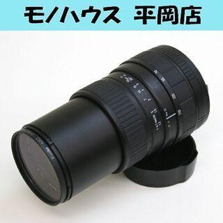 動作確認済み カメラレンズ シグマズーム 70-210mm 1:...