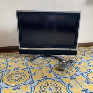AQUOS LC-20EX1S 20型テレビ