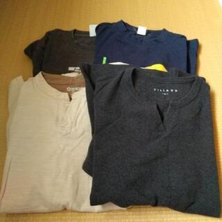 半袖Tシャツ四枚セット(メンズ)
