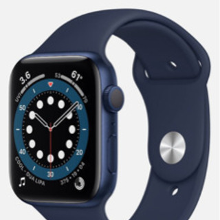 Apple Watch Series 6(GPSモデル)- 44mm