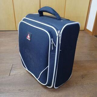 【ネット決済】ルコックのキャリーバッグ