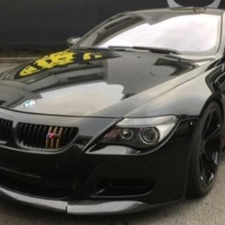 BMW M6 E63  カスタム ローダウン V10エンジン 5...