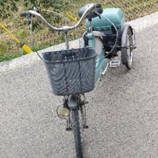 電動自転車 三輪車