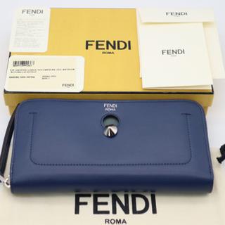 《FENDI/バイザウェイ ラウンドファスナー長財布》Sランク ...