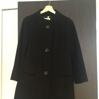 黒いコート(XS~Sサイズ)