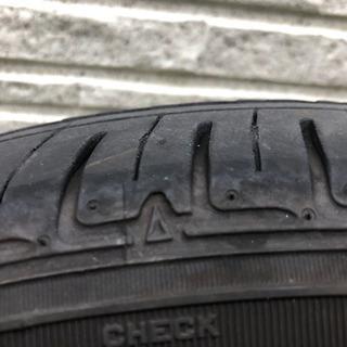 グッドイヤー  中古タイヤ2本 引き取り限定