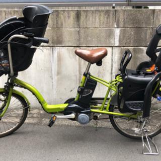 電動アシスト自転車 Panasonic ギュットミニDX …