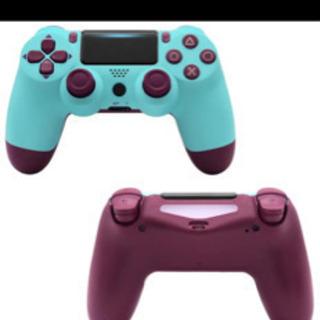 2020年版 PS4 ワイヤレスコントローラー ライトグリーン 互換品