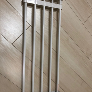 平安伸銅工業 取付寸法63~93cm , ホワイト , 耐荷重:...