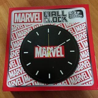 未使用・MARVEL掛け時計