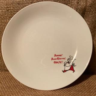 グラッチェのお皿 【白い皿には今宵の贄を】