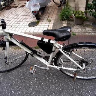 購入者決定決断早い方賢い27インチ 自転車クロスバイクの画像