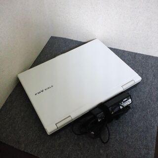 (代引可能)WIN10 FUJITSU FMV BIBLO NF40W(3台目) - 大阪市
