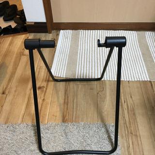 自転車 スタンド 折り畳み敷 ほぼ未使用
