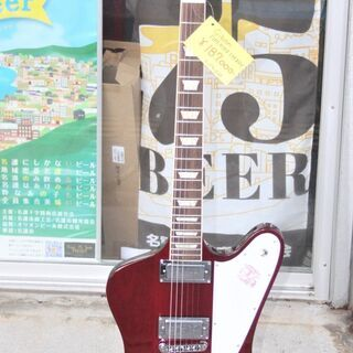 新品 Gibson FIREBIRD CHERRY