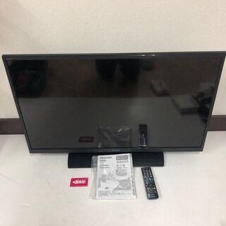 【SHARP】 シャープ 40V型 液晶 テレビ AQUOS L...