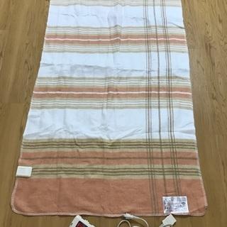 2016年製 電気敷毛布 洗える 日本製 椙山紡織 SB-S102