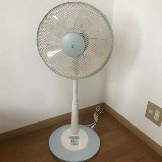 扇風機 リモコン付き