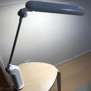 ツインバード デスクスタンド 蛍光灯
