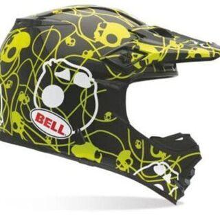 Bell ベル MX-2 オフロード ヘルメット Skullca...