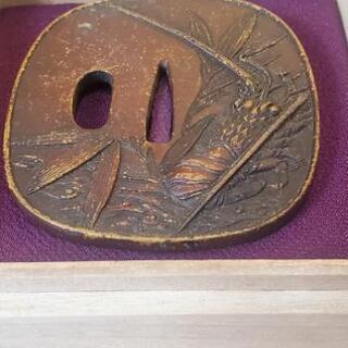 刀の鍔や付属品 - 下関市