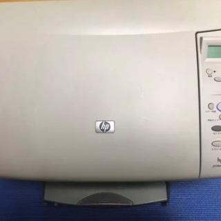 HP PSC 750 プリンター 複合機 説明書有 ジャンク